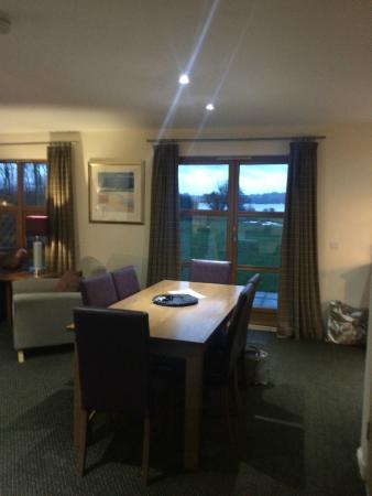 Loch Lomond Waterfront: Dining area
