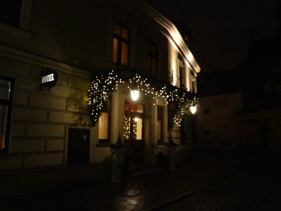 Wawel Hotel: New Year's Eve