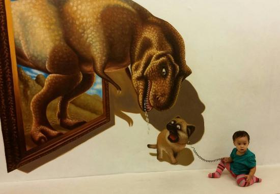 Mini Kuso Trick Art Gallery