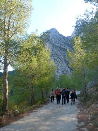 Mountain Journeys: Off to climb a Canyon!