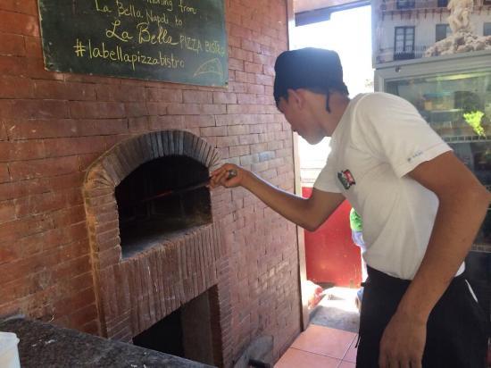 Cool Picture Of La Bella Pizza Bistro La Bella Napoli