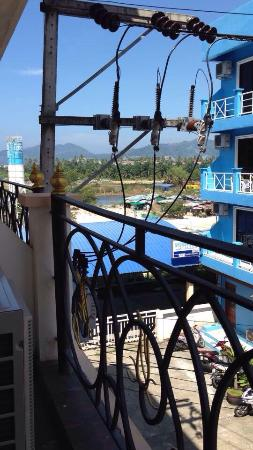 Renoir Boutique Hotel: Balcony