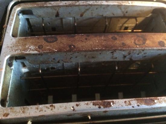Robertstown, Irland: Toaster