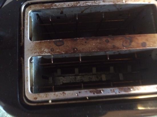 Robertstown, Ιρλανδία: Toaster