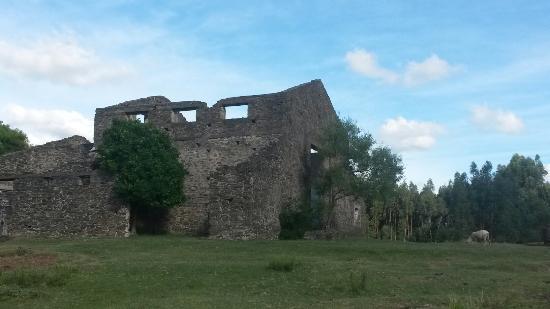 Parque Arqueológico Mina La Oriental: Mina La Oriental - Ruinas da Mineradora