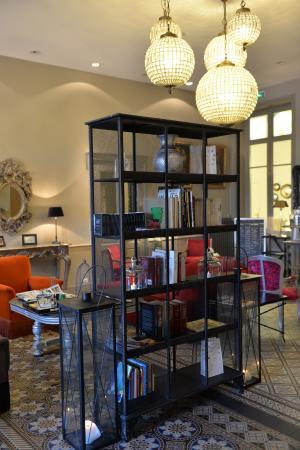 Best Western Plus Hotel D'Europe Et D'Angleterre : Lobby