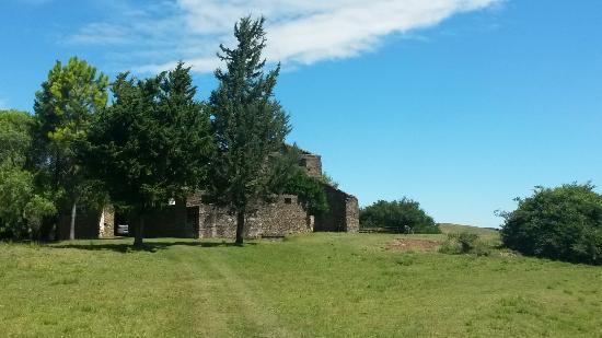 Mina La Oriental, Parque Geominero: Mina La Oriental - Ruinas da Mineradora