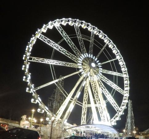 la grande roue de paris picture of place de la concorde paris tripadvisor. Black Bedroom Furniture Sets. Home Design Ideas