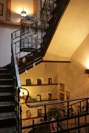 Oberza Sasiadow Apartments: From the hallway/stairs.