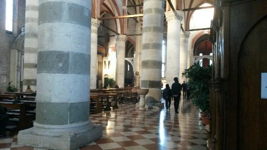 Chiesa di San Lorenzo : La maestosità della chiesa