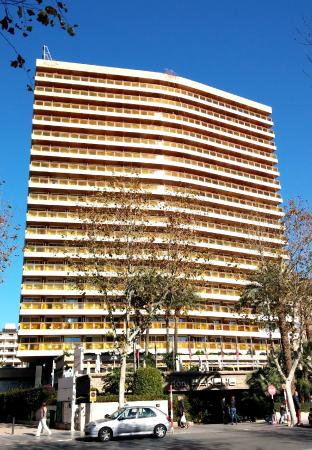 Hotel Don Pancho : Fachada