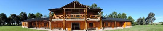 Guamini, Argentina: Sector de Habitaciones