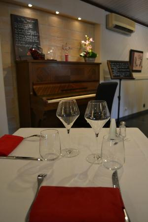 La Table Du Sommelier Unieux Restaurant Avis Num Ro De T L Phone Photos Tripadvisor