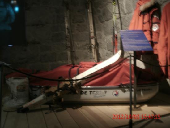 Musée de la Résistance et de la Déportation de l'Isère : Equipamentos usados pela resistência francesa