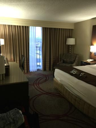 Hotel RL By Red Lion Salt Lake City: View of room Red Lion Hotel