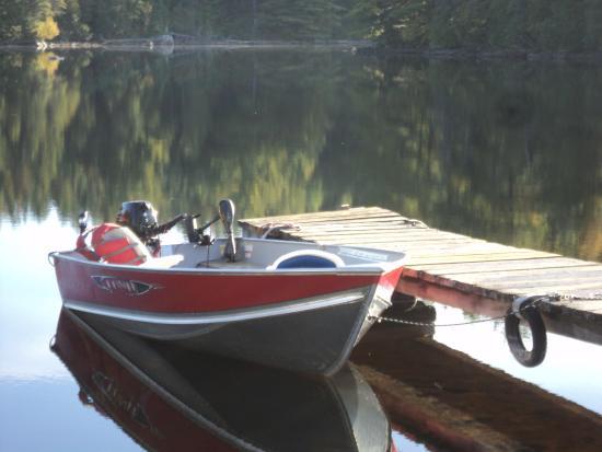 Lund rental boats