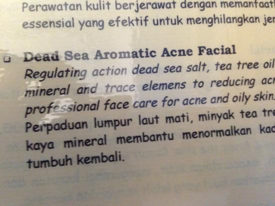 Ruang Facial Picture Of Martha Tilaar Salon Day Spa Bandung