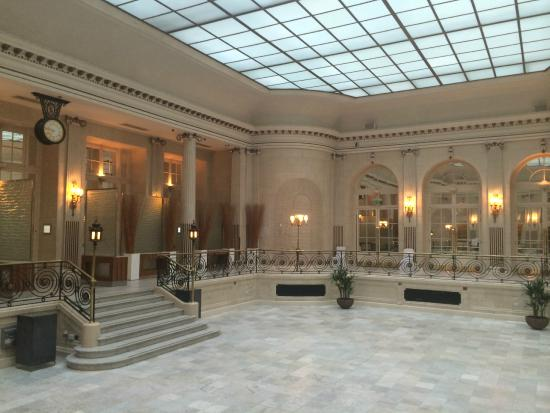 Palm Court Picture Of The Waldorf Hilton London London