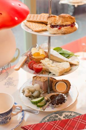 Dulcie Butterfly: Gents afternoon tea, (or ladies if you fancy it)