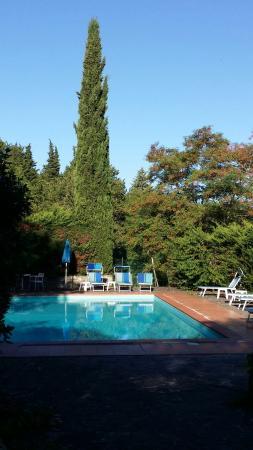 Hotel Il Colombaio: Il Colombaio in Castellina in Chianti