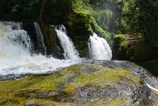 Pousada Manaus: Wasserfälle Part1