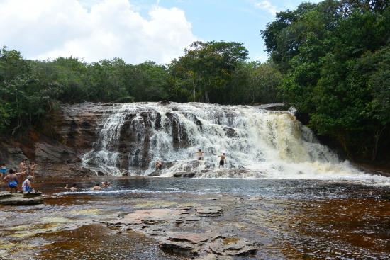 Pousada Manaus: Wasserfälle Part2