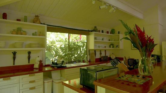The Guest Houses at Malanai in Hana : Interior