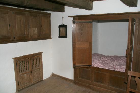 LVR-Freilichtmuseum Kommern: Huisinterieur