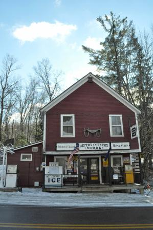 Chipman Inn: Ripton General Store