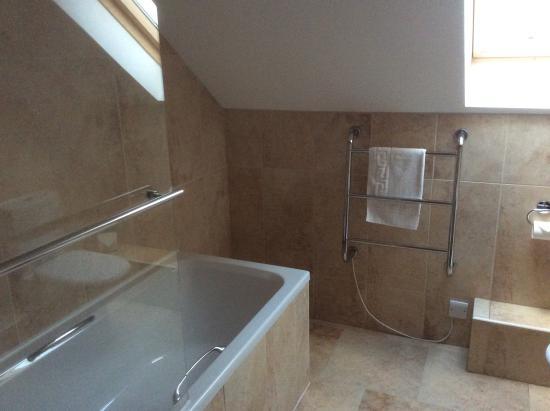 Oldwalls Gower: Bathroom view 1