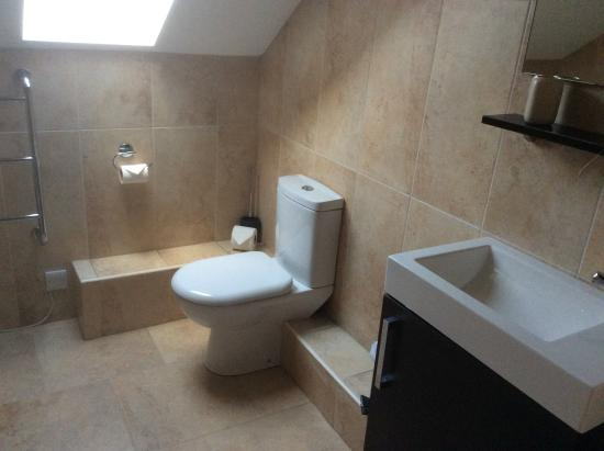 Oldwalls Gower: Bathroom view 2