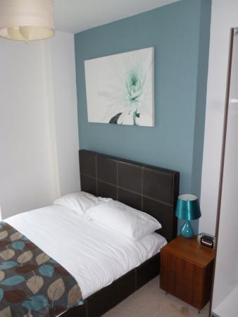 KSpace Waterloo Court Apartments: The Bedroom