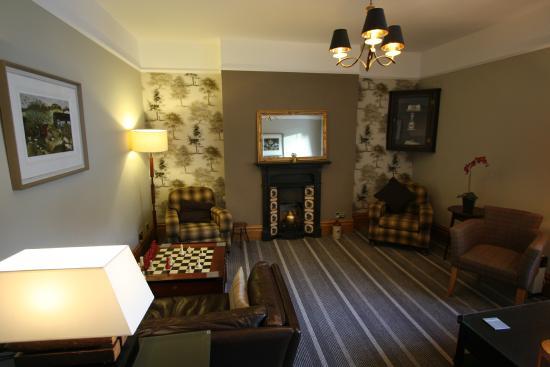 Coledale Inn: Residents Lounge