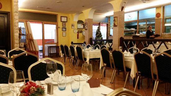El Salsete : Restaurant