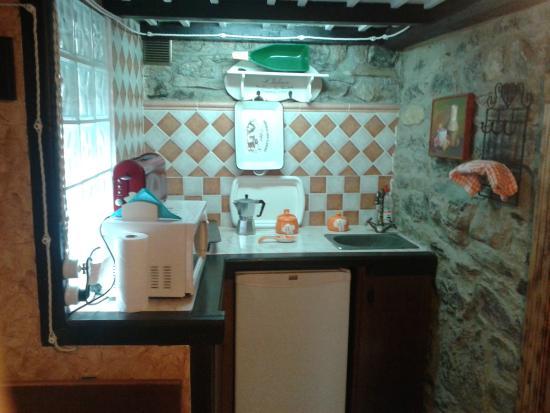 Ecocorneyana: cocina