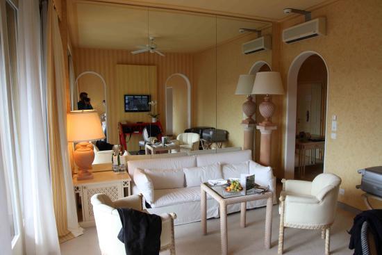 villa wohnzimmer grand hotel villa castagnola wohnzimmer - Villa Wohnzimmer Dekoration