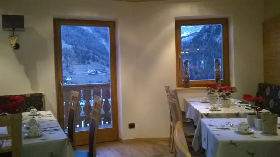 Hotel Chalet Dlaces: sala colazioni