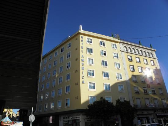 Dalla Piazza Fotograf 237 A De Hotel Am 233 Rica Sevilla Sevilla Tripadvisor