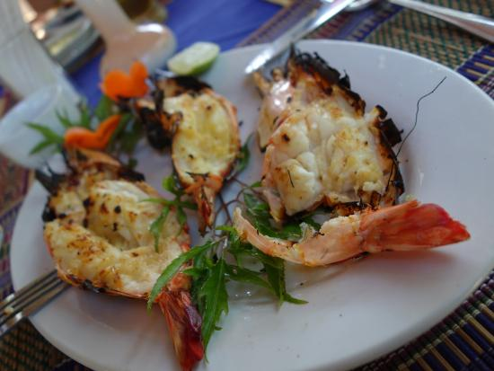 Two Brothers: Tiger prawns au barbecue