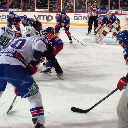 The Game Helsingin Jokerit Vs Cska Sankt Petersburg 5 1 15