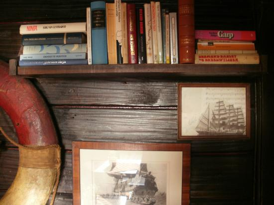 The Red Boat Hotel & Hostel: Books to read