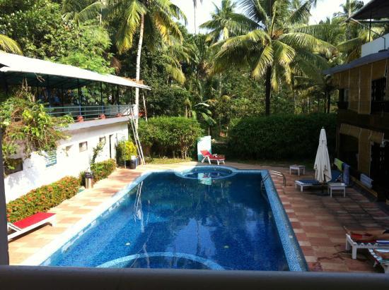 Rajapark Beach Resort: View from room