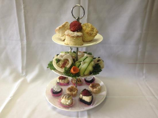 The Magic Rolling Pin : Afternoon Tea Service