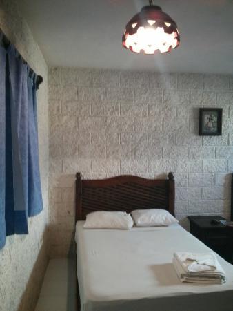 Posada Papagayo : the room