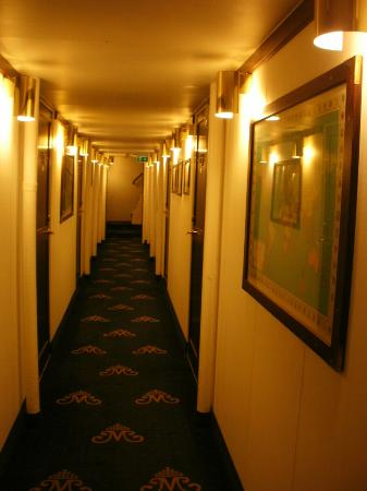 Malardrottningen Yacht Hotel and Restaurant : Interior