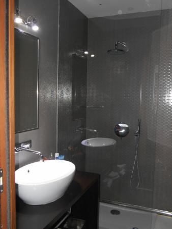 Hotel Cimarosa : bagno