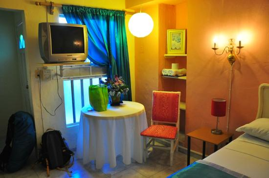 El Jardin Bed and Breakfast: Double Room