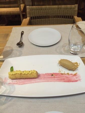 Varoulko Seaside : Dessert