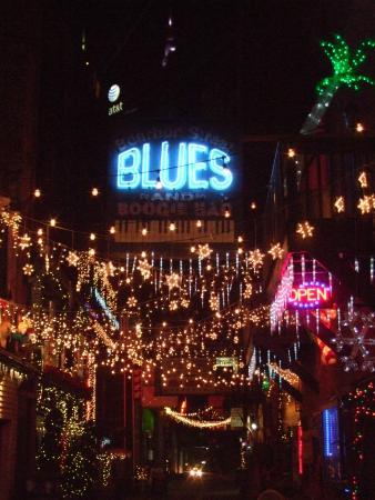 Bourbon Street Blues and Boogie Bar: Nashvilles Blues House