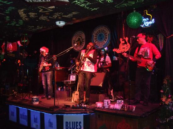 Bourbon Street Blues and Boogie Bar: Ain't Nothing But The Blues